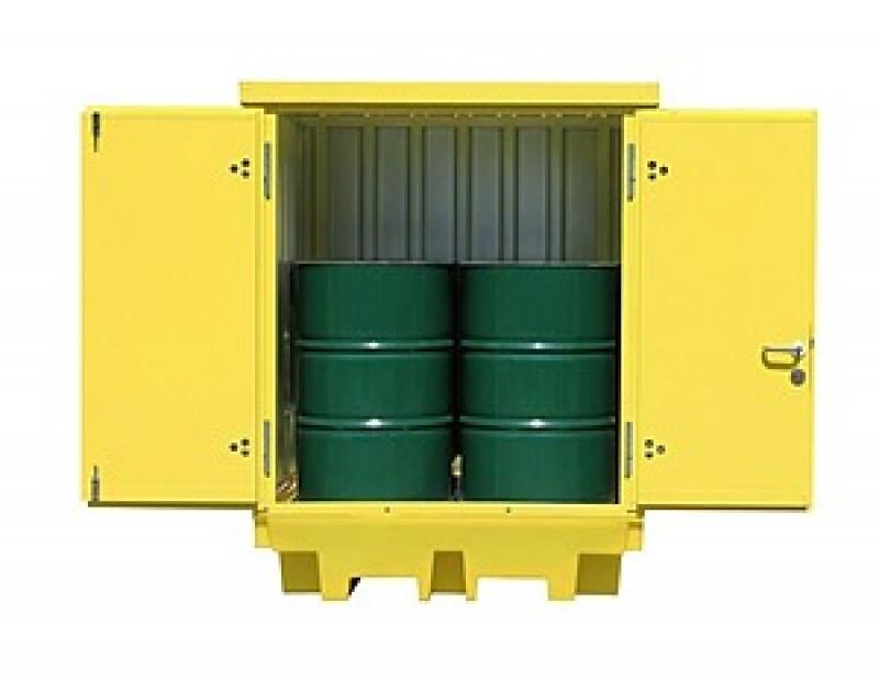 Miljørigtig miljøcontainer