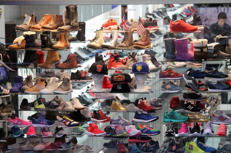Lækre sneakers med høj komfort fra DL Sport
