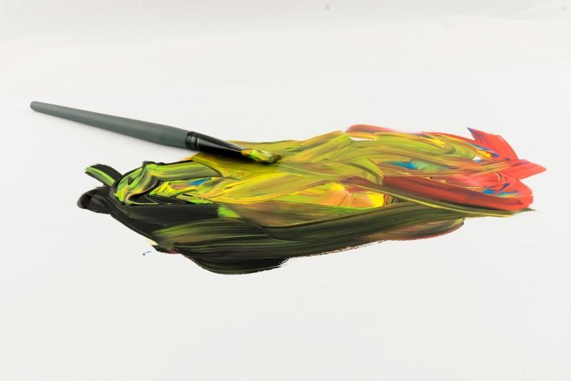 Akrylmaling - når din indre kunstner vil ud