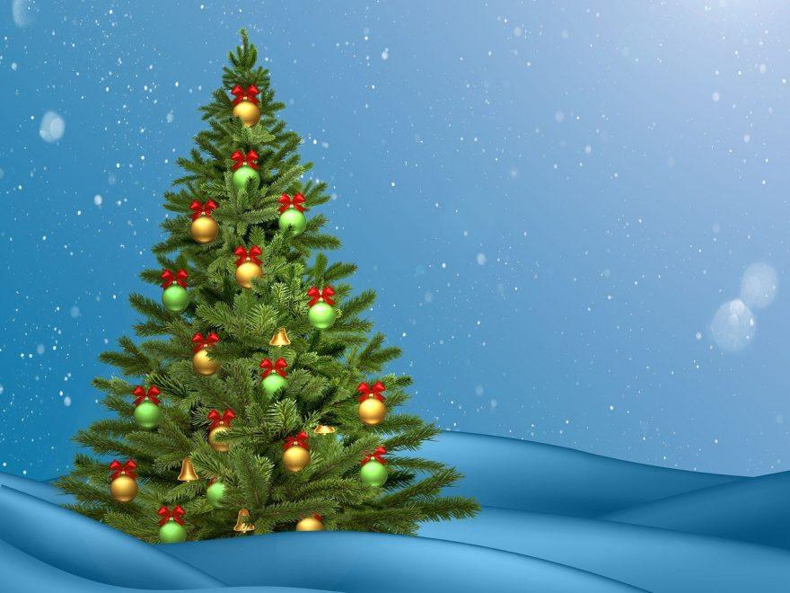 Der er SÅ mange fordele ved kunstige juletræer